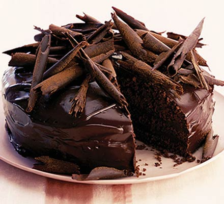 Delicious Chocolate Cakes Picture