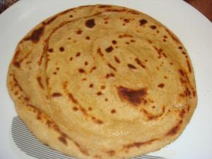 Learn To Make Paratha 10