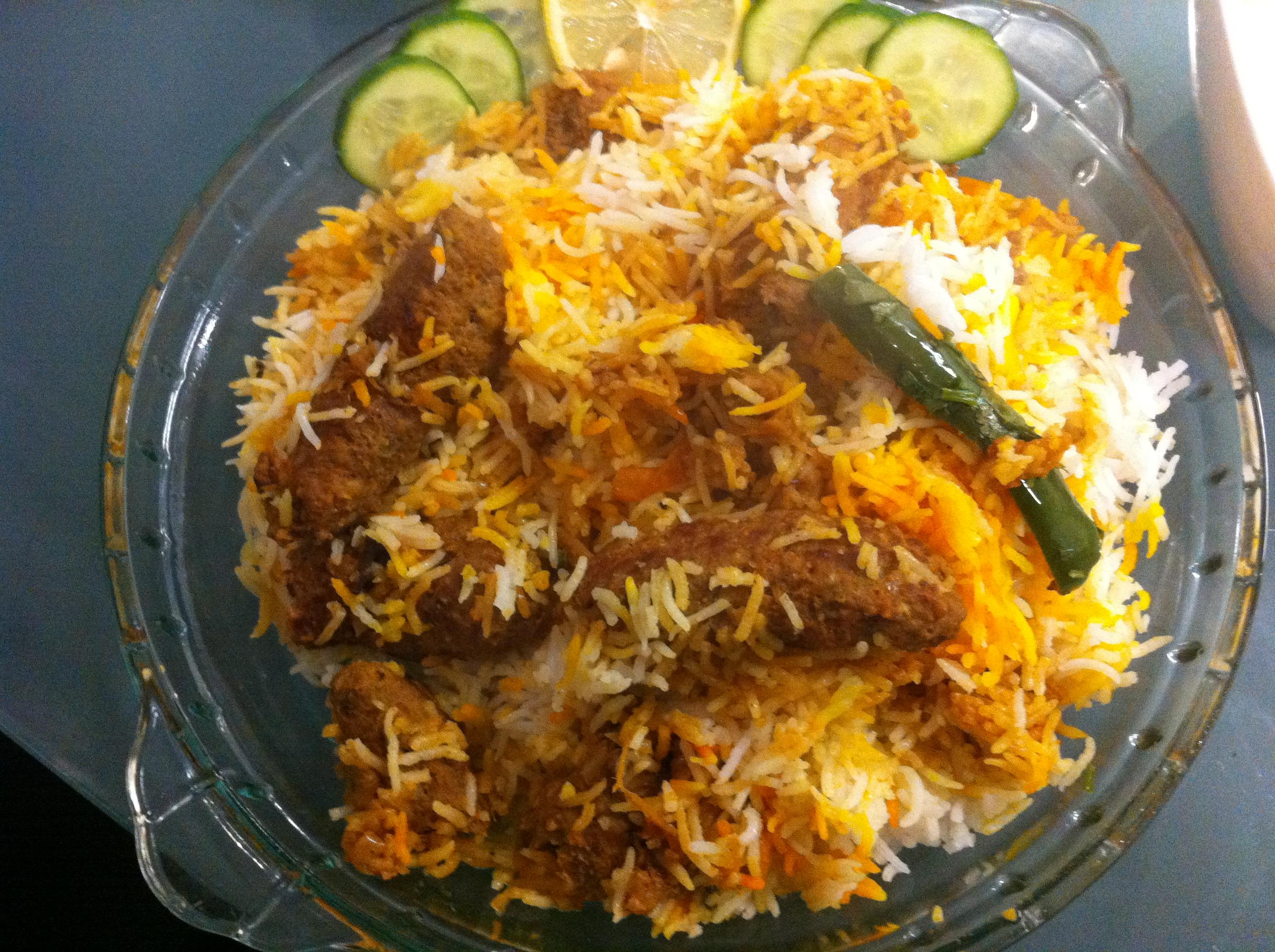 Chicken Biryani Recipe Pakistani Biryani Recipe Images ...