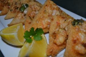 Cantonese Shrimp Toast