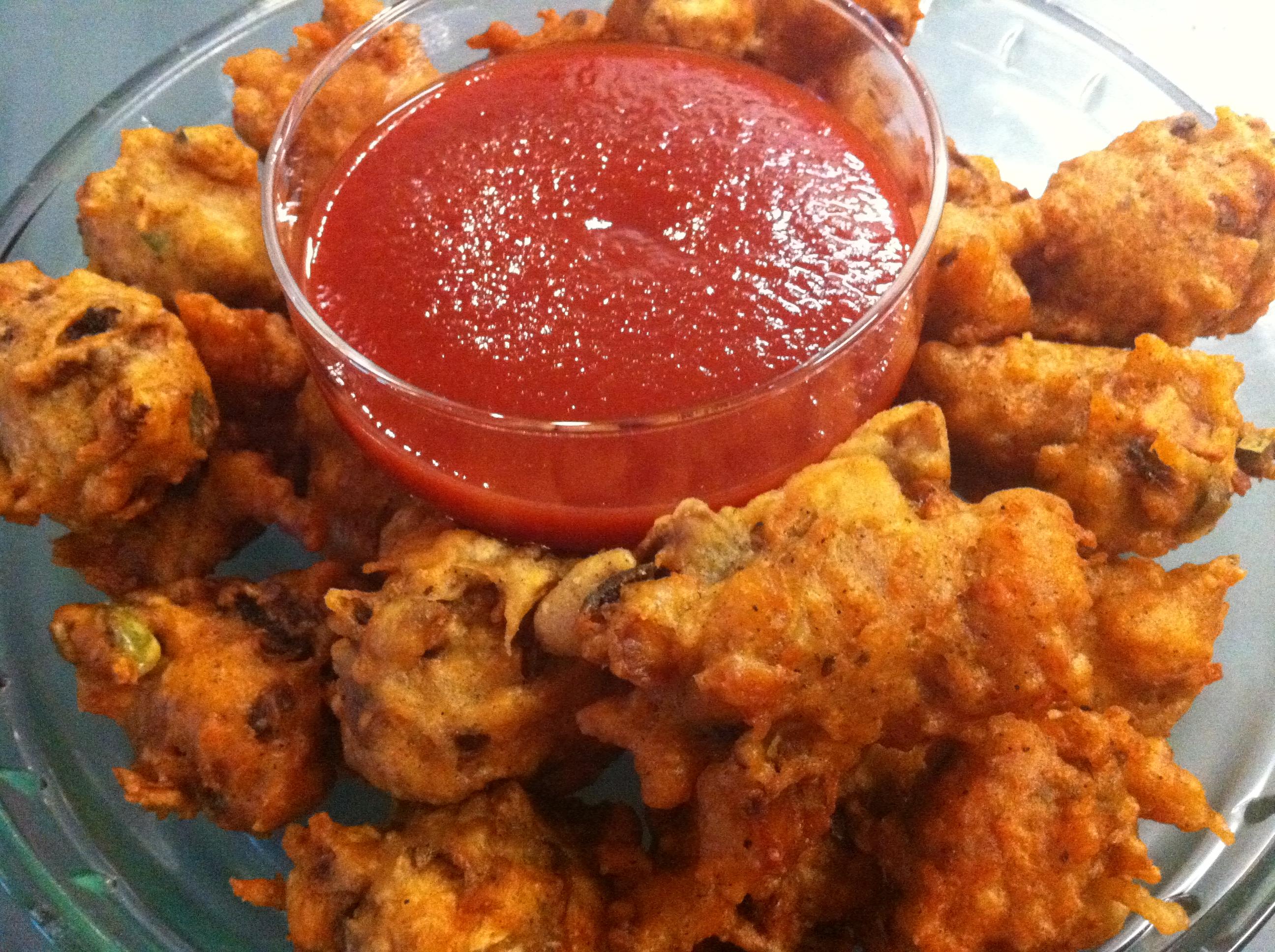 Chicken pakora ayeshas kitchen chicken pakora thecheapjerseys Choice Image