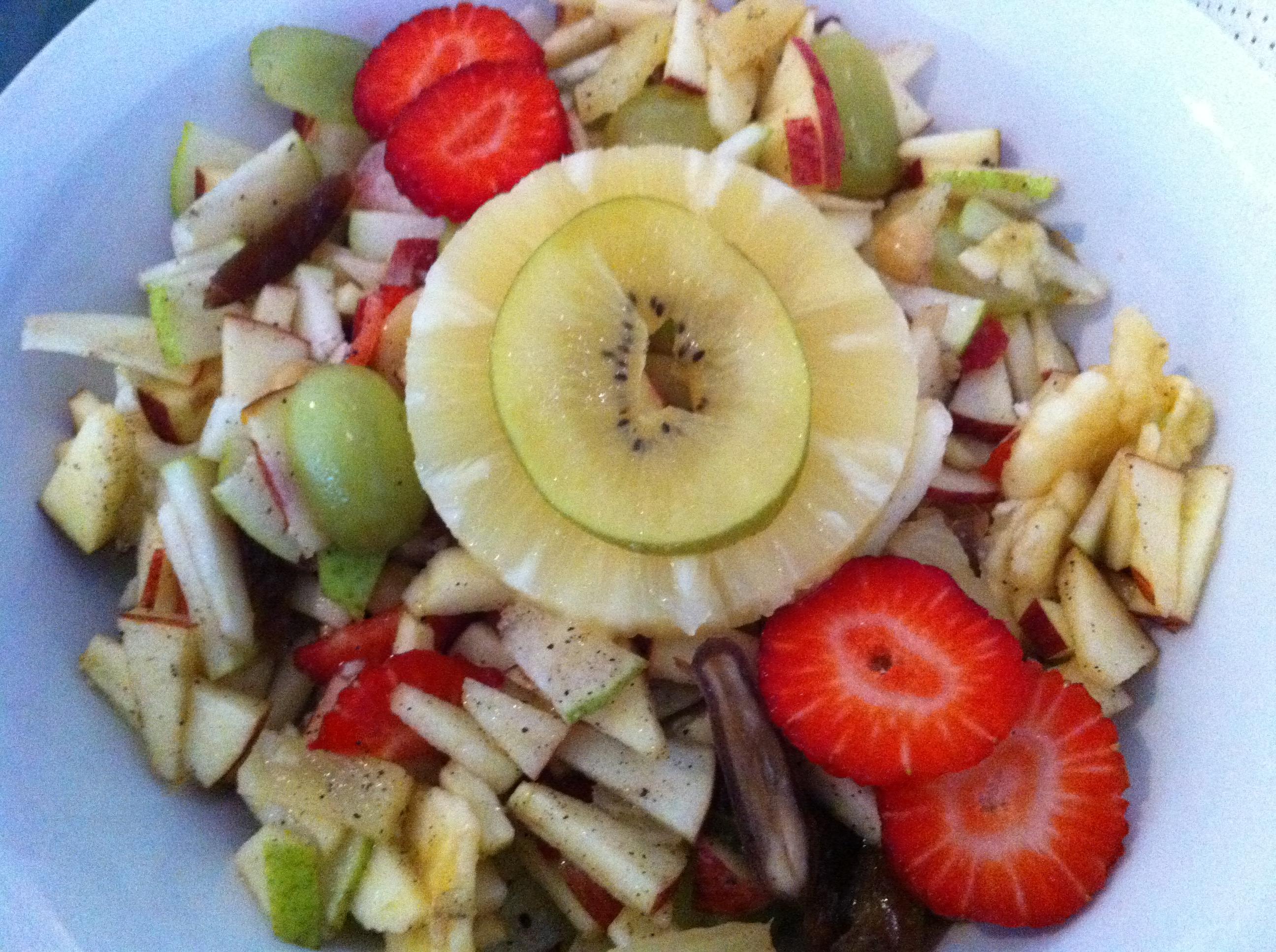 Fruit Chaat Ayesha S Kitchen