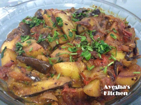 Ayesha's Kitchen