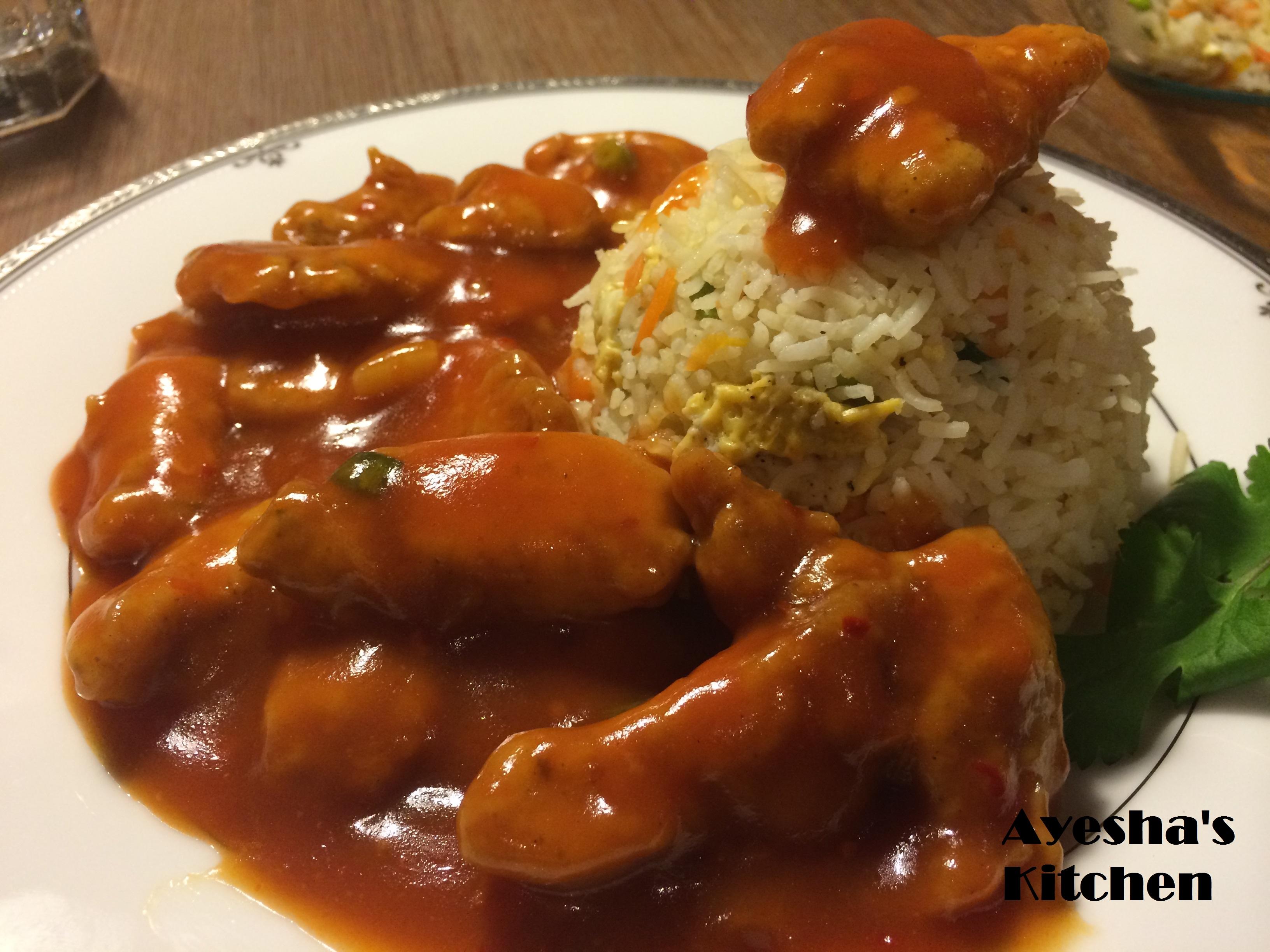 Chicken manchurian ayeshas kitchen ayeshas kitchen forumfinder Image collections