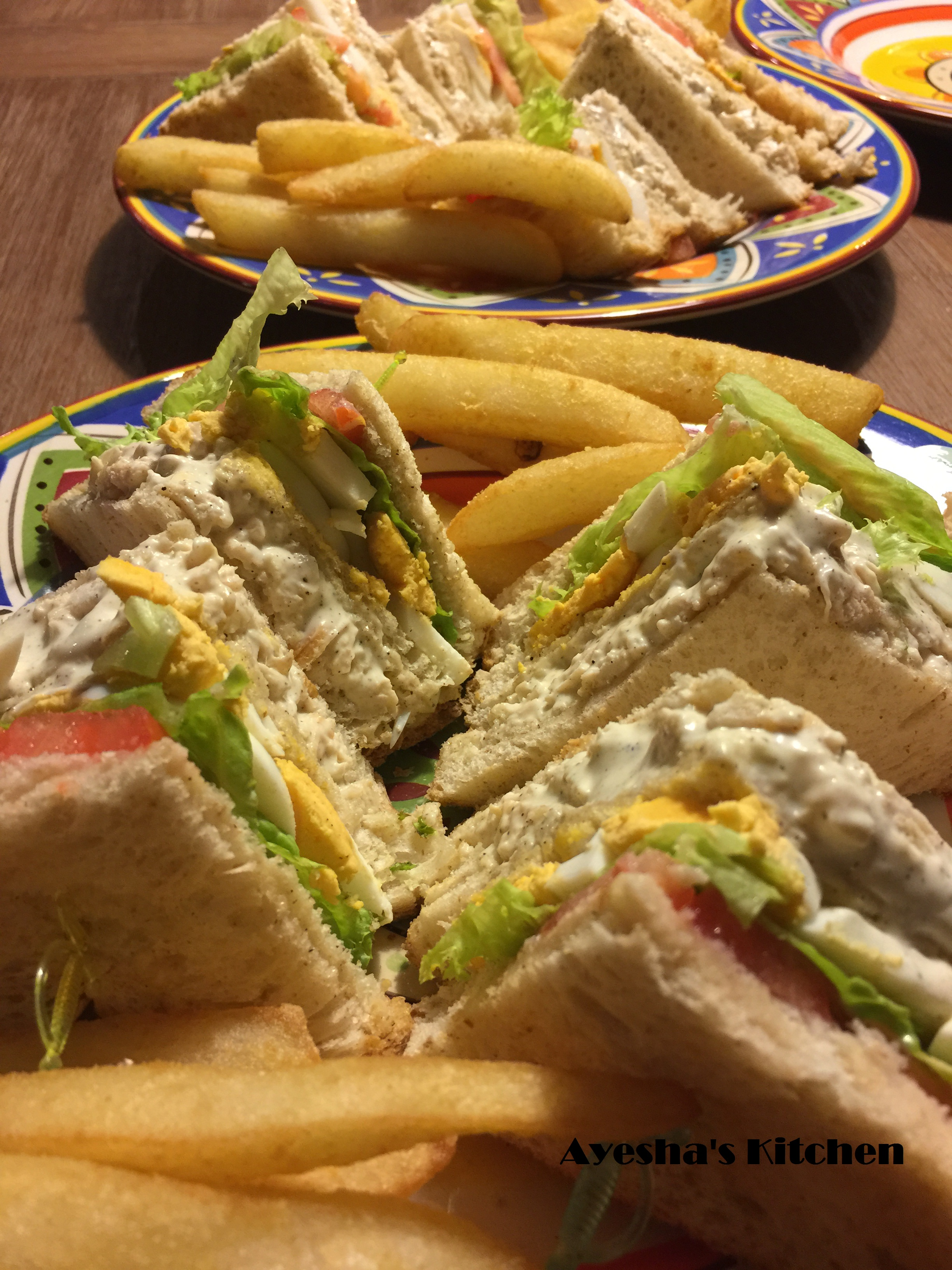 Ayesha S Kitchen Chicken Recipes